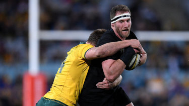 The boss of New Zealand Rugby says Kieran Read epitomises the values of the game.