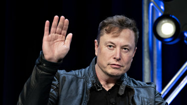 Elon Musk is now the world's second-richest person.