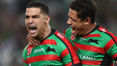 Cody Walker has agreed a two-year extension to his South Sydney deal.
