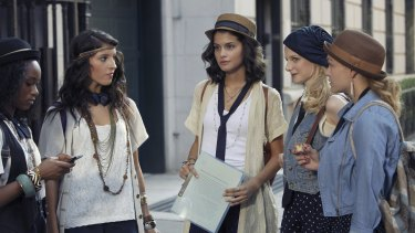 Here we go again ... Gossip Girl 2.0.