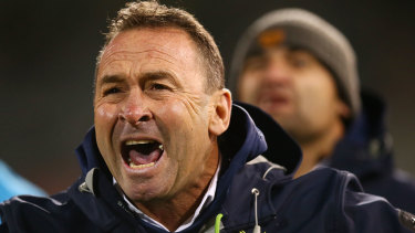 Ricky Stuart fires up over another travel setback.