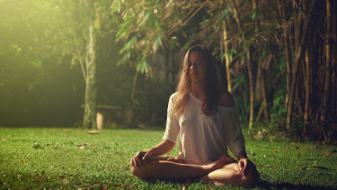 """Lenish John: """"Practise kriya every day and it becomes easier to overcome bad habits, control wants, greed, emotional need."""""""