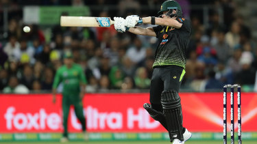Steve Smith has started to weave his magic in T20 as Australia prepares for a World Cup next year.