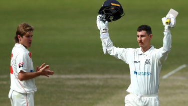 Nic Maddinson is taking time out due to mental health reasons when his career is peaking.