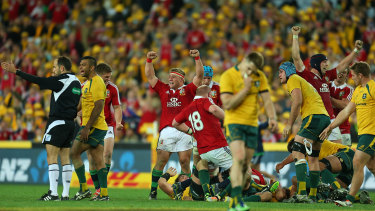 The British and Irish Lions Tour will be a big-ticket item in the new broadcast rights deal.