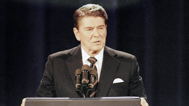 Can't get enough of US politics? The Reagans is the show for you.