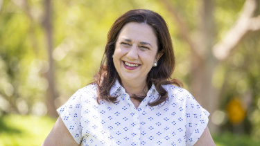 Queensland Premier Annastacia Palaszczuk has advised the Governor she has the numbers to form a majority government.