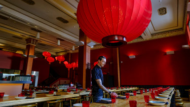 Red Spice Road recently reopened at new premises on Queen Street.