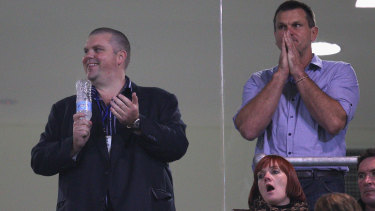 Nathan Tinkler splashed the cash to take Bennett to Newcastle.