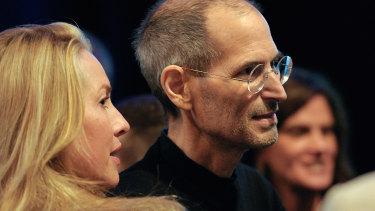 Steve Jobs' wife, Laurene Powell Jobs, gets the best line in the book.