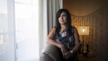 Irene Callus is desperate to help her daughter stop using heroin.