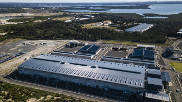 Low flow mode at Sydney's desalination plant will continue until September.