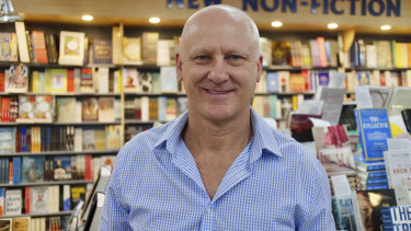 Abbey's Bookshop manager Alan Abbey says late-night trading isn't a top priority for businesses like his.