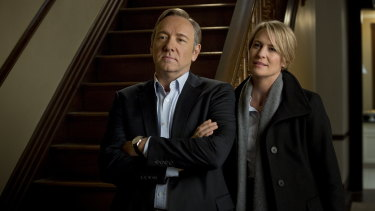 House of Cards' final season won't include Kevin Spacey.