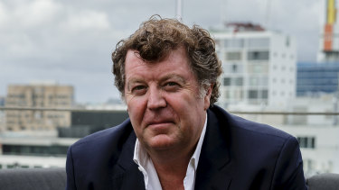 Southern Cross Media boss Grant Blackley co-ordinated a capital raising and new banking covenants that see dividends suspended until at least 2022.