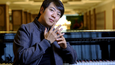 Lang Lang is in Melbourne to perform with Melbourne Symphony Orchestra.