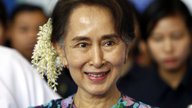 World leaders are calling on Myanmar's leader Aung San Suu Kyi to intervene on behalf of the two journalists.