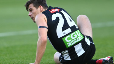 Josh Thomas is set to miss the prime time clash with Port Adelaide.