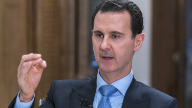Syrian President Bashar al-Assad is expected to launch a new offensive in the country's north-west.