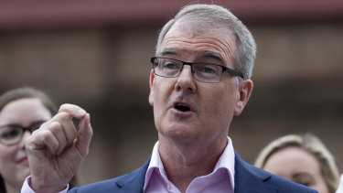 NSW Labor Leader Michael Daley says preference deals will be done on a 'seat-by-seat basis'.