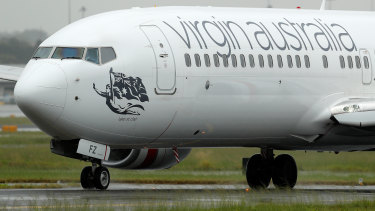 """Virgin said its proposal was """"necessary for the industry if this crisis continues indefinitely""""."""