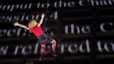 Wired Aerial Theatre at WOMAdelaide 2020