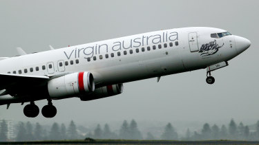 Virgin could take the drastic step of grounding its international fleet.