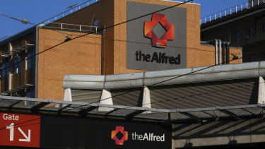 A third cancer patient has died at The Alfred in Melbourne after contracting coronavirus while undergoing chemotherapy at the hospital
