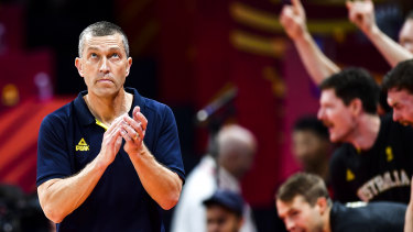 Andrej Lemanis said it was a tough decision to step down as Boomers coach.