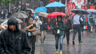 More rain is coming this winter, according to the BoM.