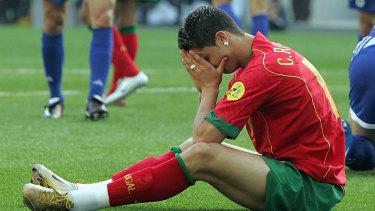 Christiano Ronaldo has done no wrong, according to health officials.