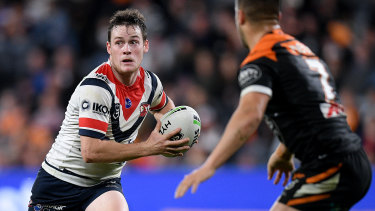 Luke Keary has been ruled out of the Kangaroos' end-of-season Tests due to an ankle injury.