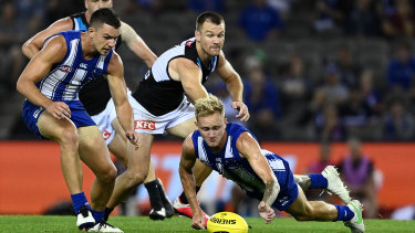 New Roo: Jaidyn Stephenson had 33 touches on debut for North