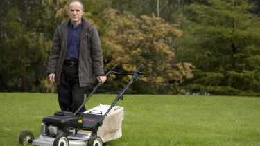 """Jim Penman, founder of Jim's Mowing, paid Sam Aziz thousands of dollars to help him plan what Aziz termed a """"take over"""" of Yarra Ranges Council."""
