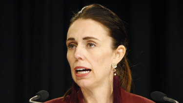 "New Zealand PM Jacinda Ardern has publicly warned of the ""corrosive"" impact of tensions with Australia over its migration laws."