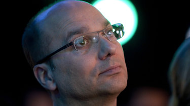 Andy Rubin received a $127 million exit package when he left the company.
