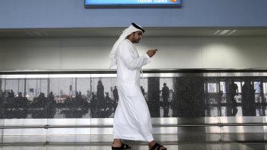 The UAE is a major hub for international flights.