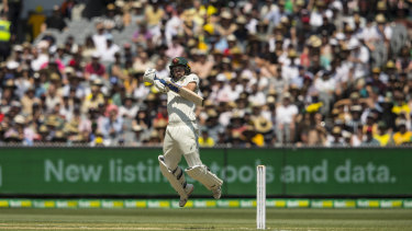 Crowds packed out last year's Boxing Day Test.