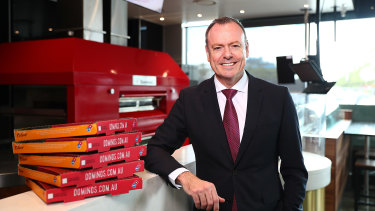 "Domino's CEO Don Meij says the company is focused on ""doing good, not doing well""."