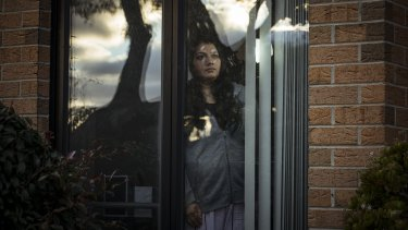 Shivrani Choudhary is in 14-day isolation after her Wollert business was visited by a COVID-19 infected delivery driver.