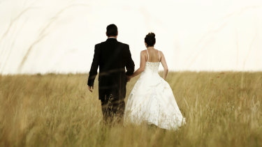 Most weddings in Australia are secular, and the institution persists despite legal alternatives.