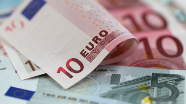 Investors had expected tougher language, so the euro actually firmed by half a per cent on her comments as the ECB appeared keen to avoid a currency war.