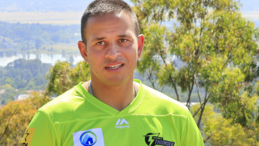Khawaja is calling for greater diversity on the Cricket Australia board.