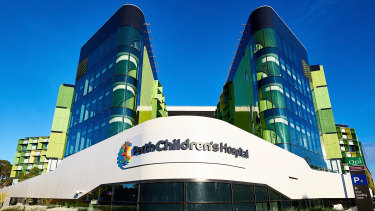 John Holland is claiming $300 million from the state government over the Perth Children's Hospital project.