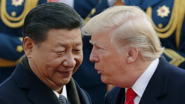 Australians are losing trust in both China's Xi Jinping and US President Donald Trump.