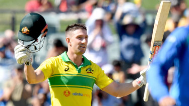 Shaun Marsh has joined the Melbourne Renegades.