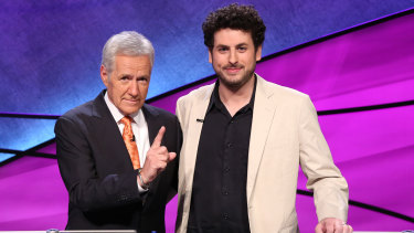Test your pub trivia knowledge with episodes of Jeopardy! on Netflix.
