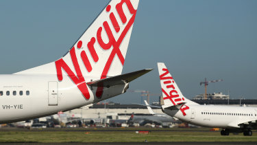 Virgin has posted its seventh consecutive year of losses.
