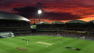 Adelaide Oval looms as the most likely location for players to train while in quarantine.