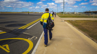 Unions have slammed new FIFO rosters.